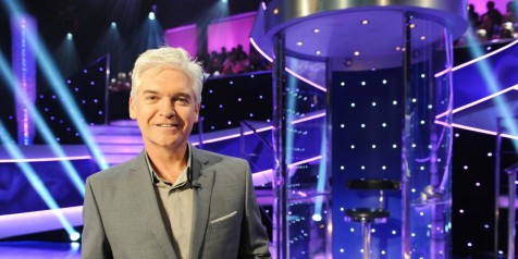 Lan Ape Uktv All Star Mr And Mrs Phillip Schofield Young