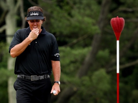 Phil Mickelson Male Celebrity Backgrounds Phil Mickelson