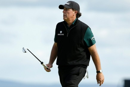 Phil Mickelson Phil Mickelson