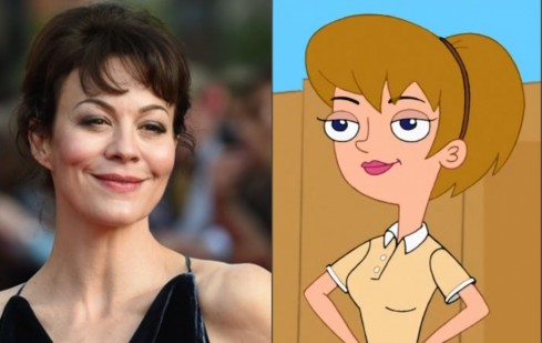 Famous Actors You Probably Forgot Lent Their Voices To Phineas And Ferb Phineas And Ferb