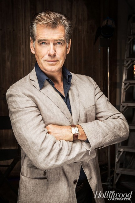 Hollywoodreporter Pierce Brosnan