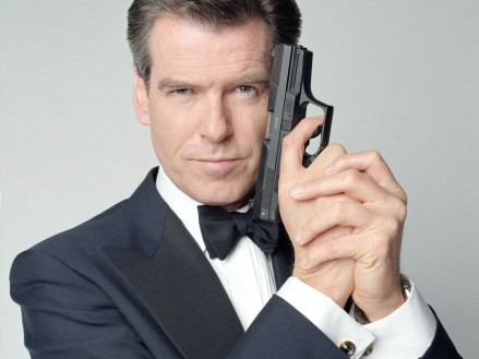 Pierce Brosnan Pierce Brosnan James Bond