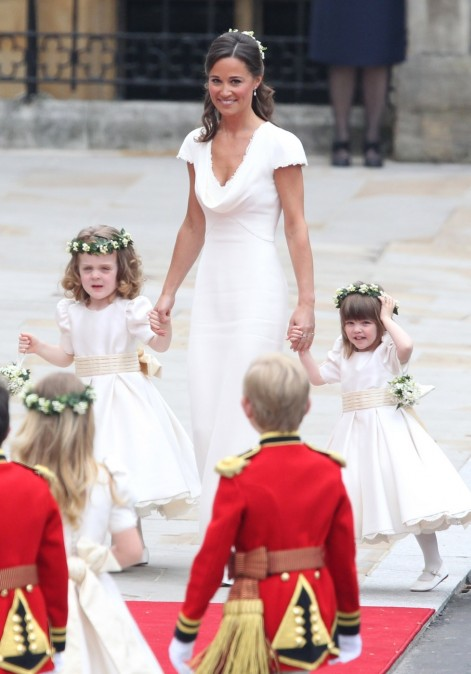Pippa Middleton Her Royal Hotness Pippa And Kate Middleton Young