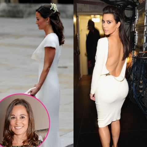 Pippa Middleton Talks Kim Kardashian Butt Pippa Middleton