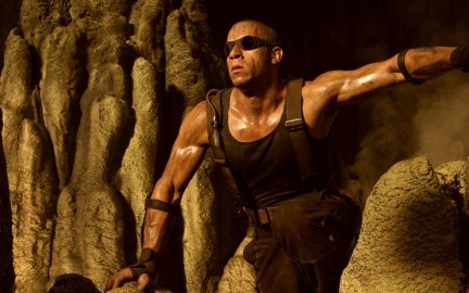 Vin Diesel Pitch Black Wallpaper Pitch Black