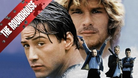 The Roundhouse Point Break Movie
