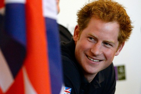 Prince Harry Full Image