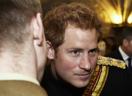 Prince Harry Launches Walk Britain Charity Expedition