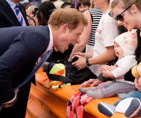 Prince Harry Out In New Zealand May Rex Gallery Large Fashion