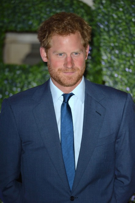 Rexfeatures Prince Harry