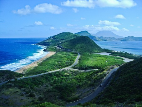 St Kitts Island Private Jet