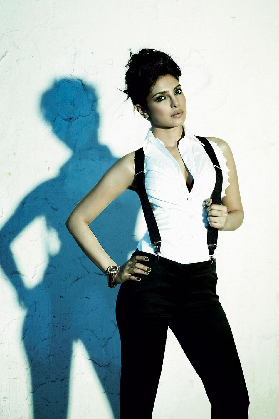 Priyanka Chopra Oomphs On Filmfare Photoshoot July Issue