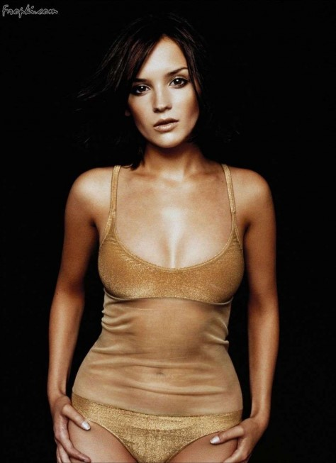 Rachael Leigh Cook In Gold Mesh Camisole Top All People Photo Rachael Leigh Cook