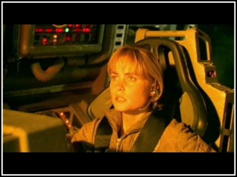 Radha Mitchell As Carolyn Fry In Pitch Black Pitch Black