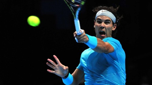 London Finale Sunday Nadal Aashx Arms