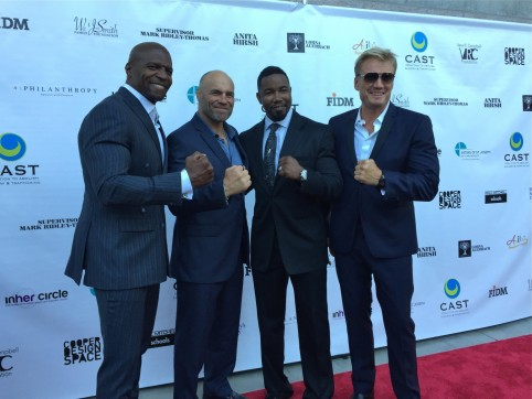 Terry Crewsrandy Couturemichael Jai Whitedolph Lundgren Randy Couture