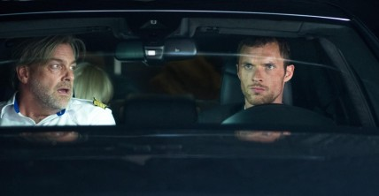 Still Of Ray Stevenson And Ed Skrein In The Transporter Refueled Large Picture