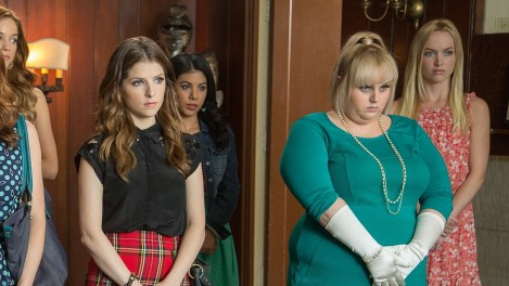 Pitch Perfect Anna Kendrick Rebel Wilson Still Rebel Wilson