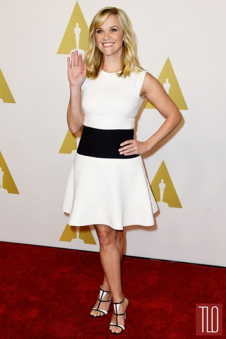 Academy Awards Nominee Luncheon Red Carpet Rundown Reese Witherspoon Fashion