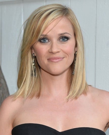 Reese Bwitherspoon Bshoulder Blength Bhairstyles Btmxenj Poxsx Reese Witherspoon