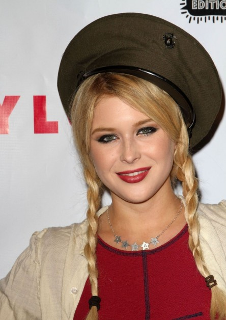 Renee Olstead Attends The Nylon Magazine Th Anniversary In West Hollywood Unfriended