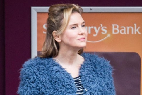 Renee Zellweger Filming Bridget Jones Renee Zellweger