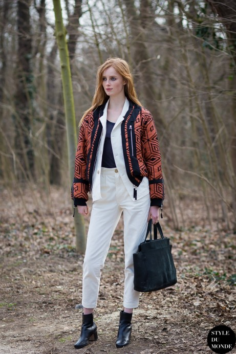 Rianne Van Rompaey By Styledumonde Street Style Fashion Photography Mg