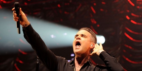 Lan Ape Robbie Williams Key Live Robbie Williams