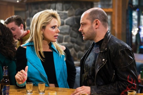 Still Of Rob Corddry And Collette Wolfe In Hot Tub Time Machine Movies