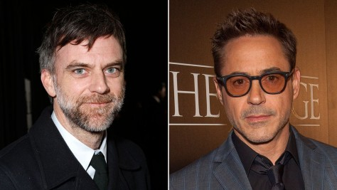 Robert Downey Jr Pt Anderson Split