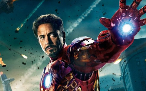 Tony Hand Updated Robert Downey Jr Drops Major Marvel Hint Iron Man Or Age Of Ultron Trailer