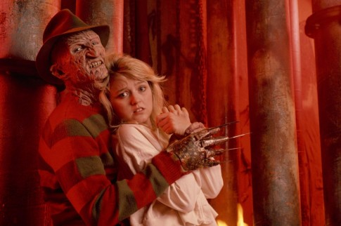 Still Of Robert Englund And Tuesday Knight In Nightmare On Elm Street The Dream Master Large Picture Robert Englund