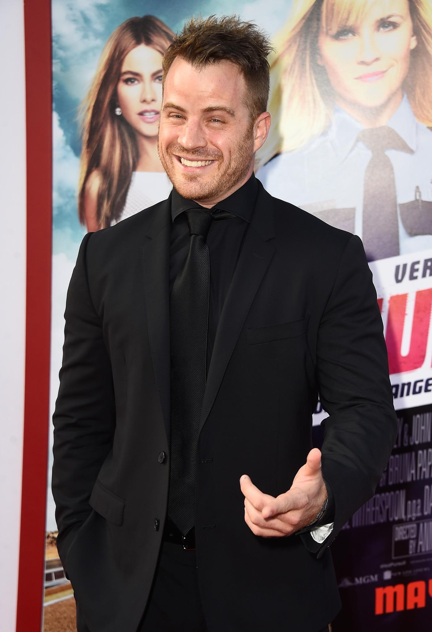 Robert Kazinsky At Event Of Hot Pursuit Large Picture