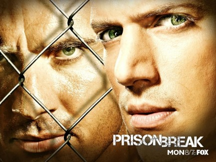 Prison Break Tv Series Dominic Purcell Wentworth Miller Robert Knepper Prison Break Reunion Coming Up On The Flash Robert Knepper