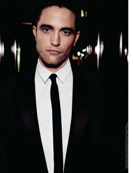 Campaign Circuit Robert Pattinson For Dior Homme Fragrance Fashion