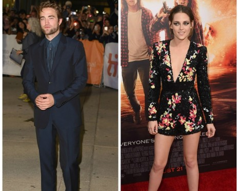 Kristen Stewart Robert Pattinson Robert Pattinson