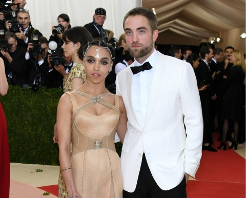 Robert Pattinson Fka Twigs Robert Pattinson