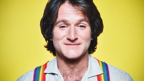 Poster Robin Williams Pop Culture References Movies