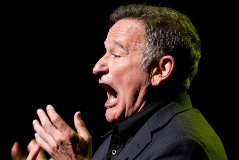 Robin Williams Stand Up For Heroes Robin Williams