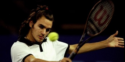 Pictures Of Roger Federer Before He Was Fashion Icon Roger Federer