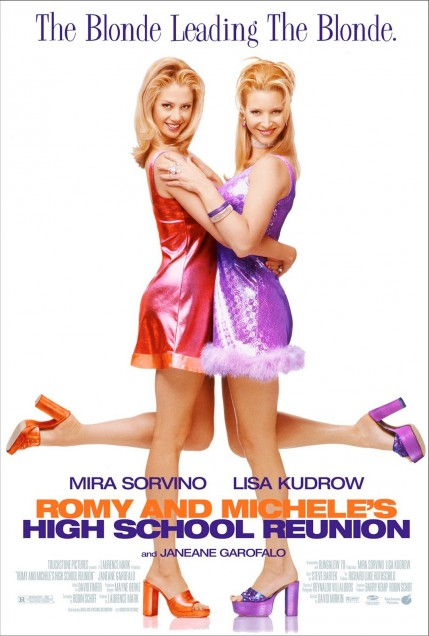 Romy And Michele Poster Romy And Michele High School Reunion Quotes