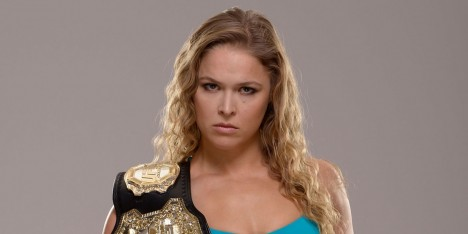 Ronda Rousey Was Asked To Play Captain Marvel But Not How You Think