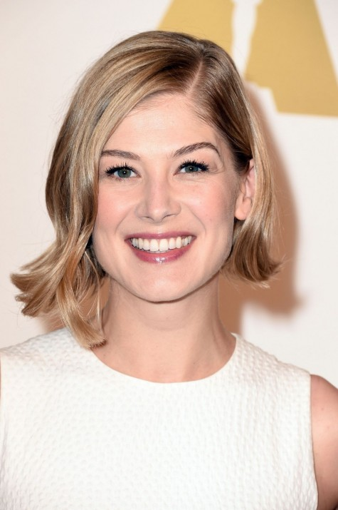 Rosamund Pike Academy Awards Nominee Luncheon In Beverly Hills Rosamund Pike