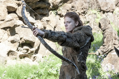 Game Of Thrones Rose Leslie Ygritte