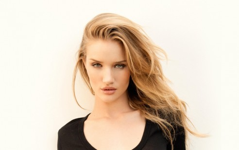 Celebrities Beauty Rosie Huntington Whiteley