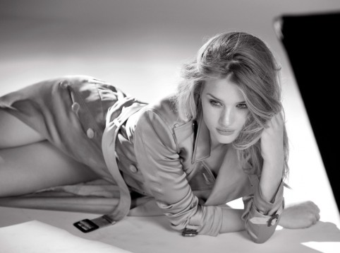 Rosie Huntington Whiteley For Burberry Body Fragrance Designscenenet Body