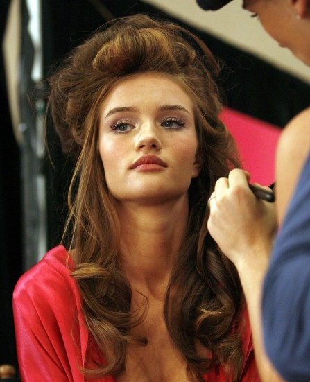 Rosie Huntington Whiteley Makeup Transformers