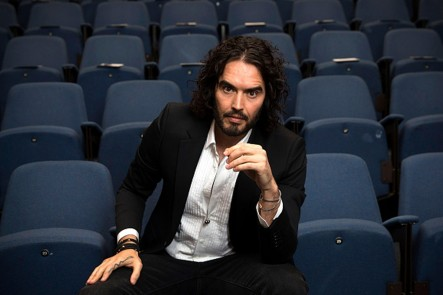 Russell Brand Young