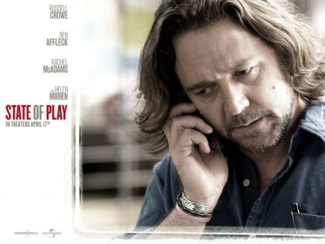 Drama Movies Russell Crowe In State Of Play Movie Wallpaper Russell Crowe