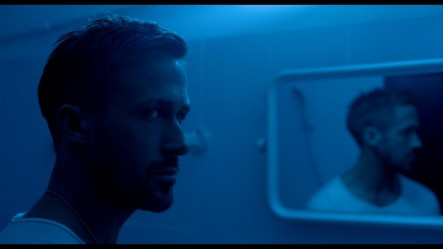 Still Of Ryan Gosling In Only God Forgives Large Picture Wallpaper